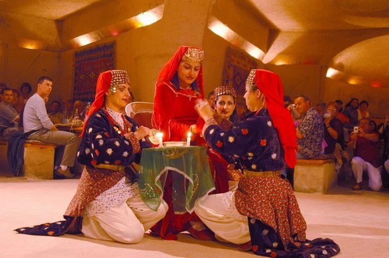 Турецкие Ночи- Шоу